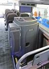 On board facilities