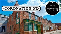 Coronation Street The Tour or Manchester Tour